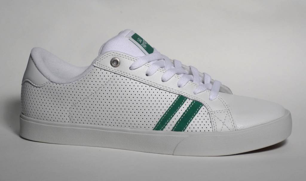 Emerica Emerica The Leo - White/Green  (size 9)