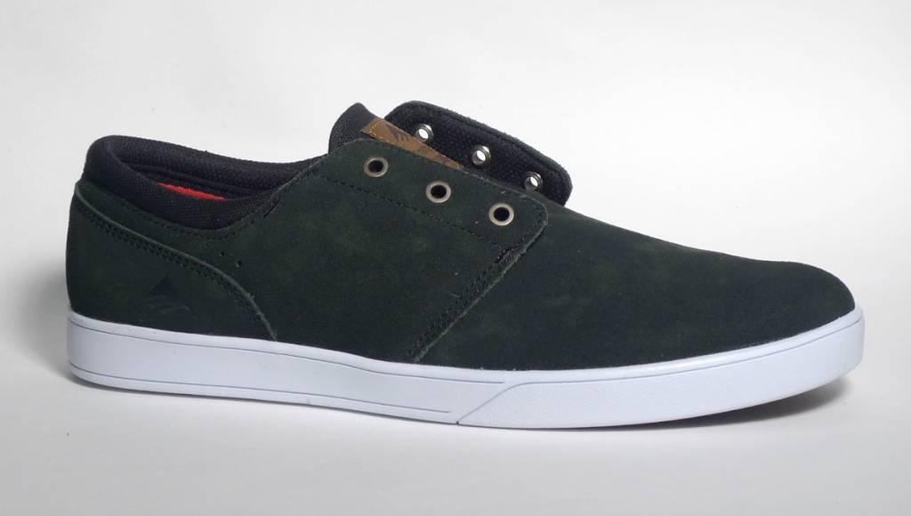 Emerica Emerica The Figueroa -(Made)  Green/Black (size 7 )