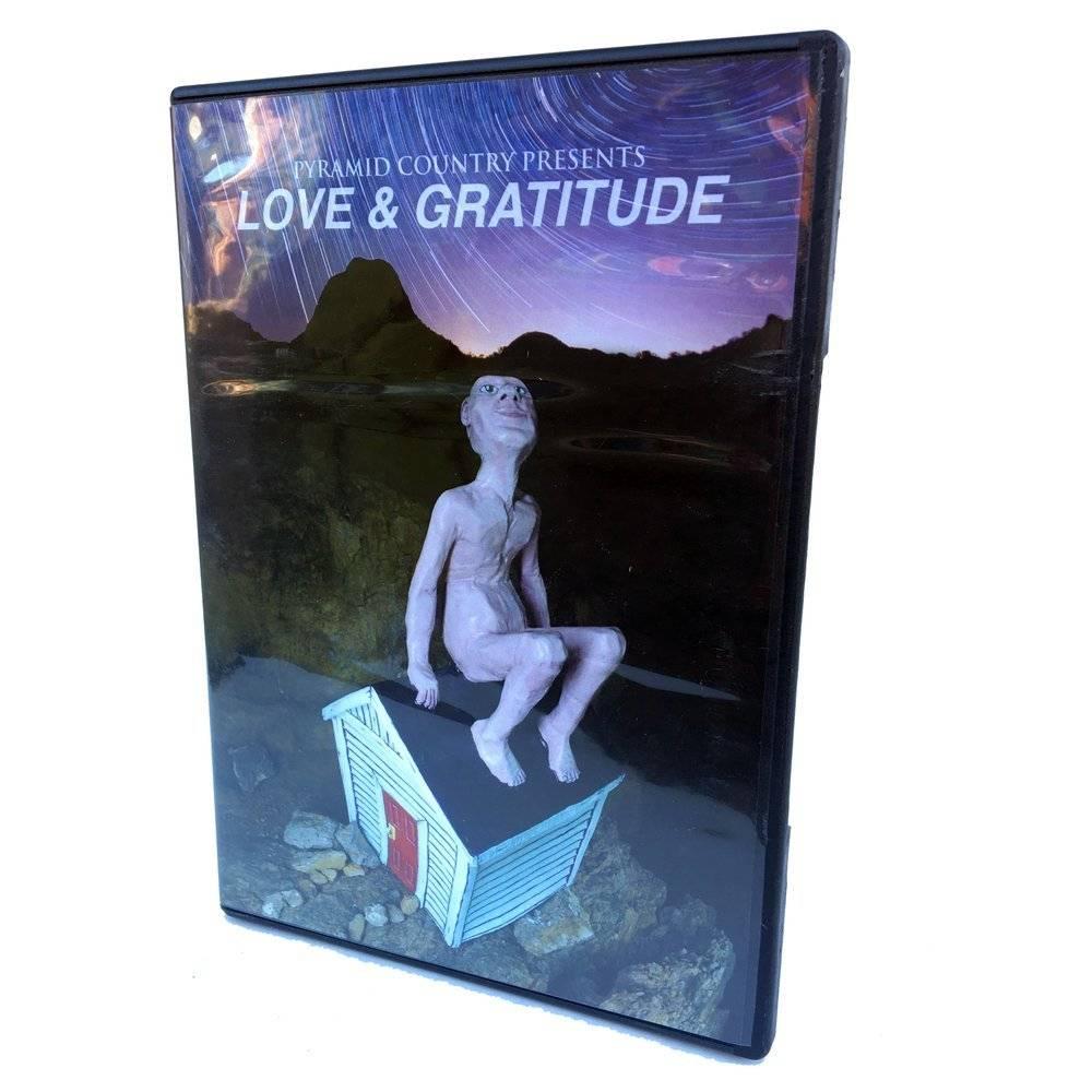 Pyramid Country Pyramid Country Love & Gratitude - DVD