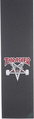 "Mob Grip Mob Grip 9"" Thrasher Skate Goat Sheet"