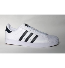Adidas Adidas Superstar Vulc ADV - White/White/Black (size 9.5, 11.5 or 12)
