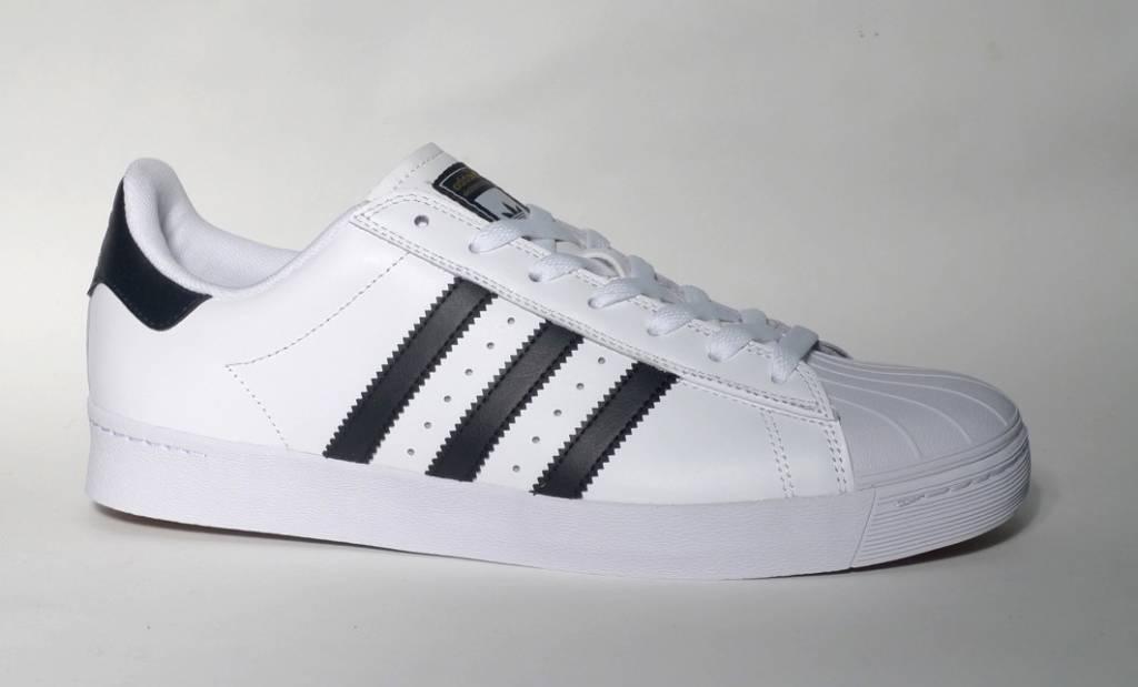 dfed9360 Adidas Adidas Superstar Vulc ADV - White/White/Black