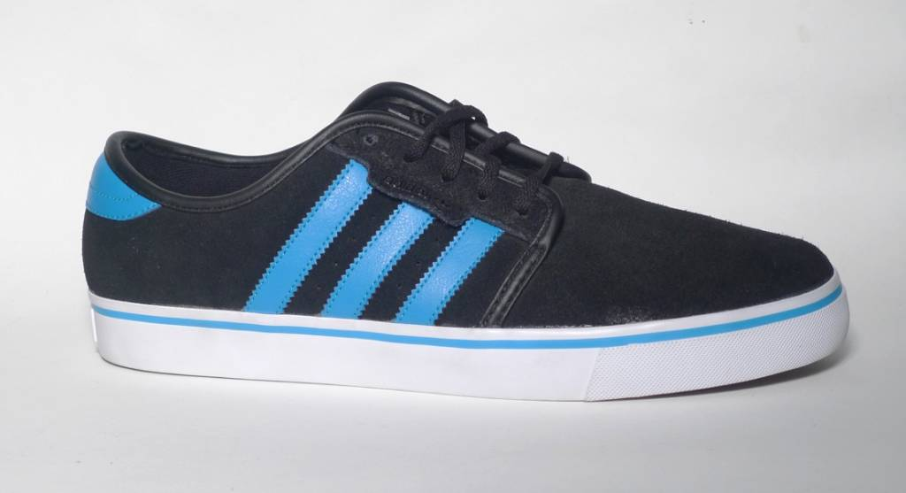 Adidas Adidas Seeley - Black/Solar Blue (size 8, 8.5 or 9)