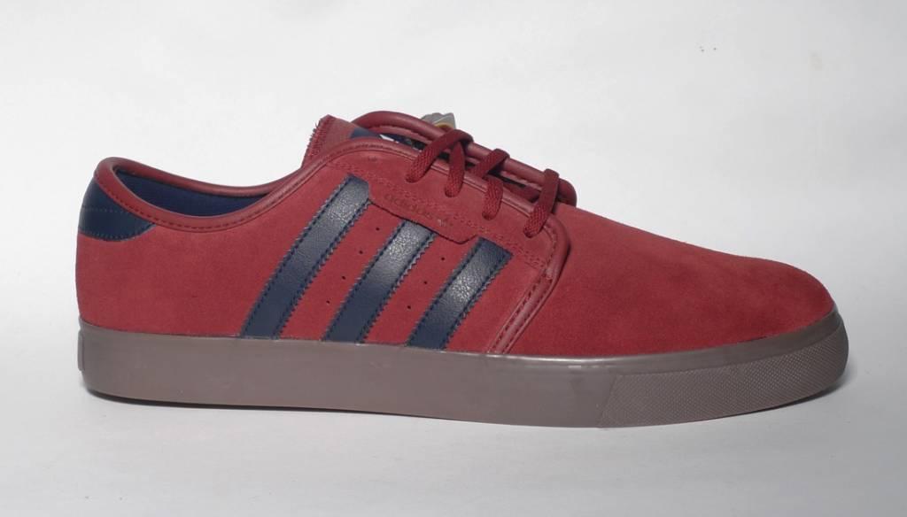 Adidas Adidas Seeley - Burgundy/Navy/Gum (size 8.5)