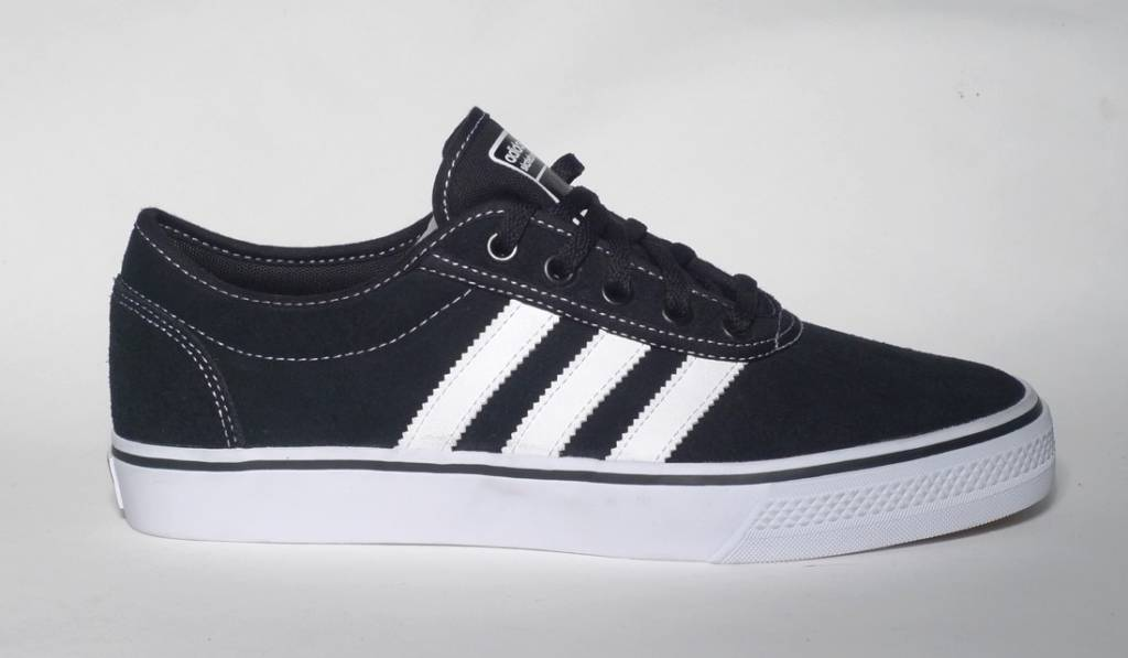 Adidas Adidas Adi Ease - Black/White (size 7.5, 9, 12, 12.5 or 13)