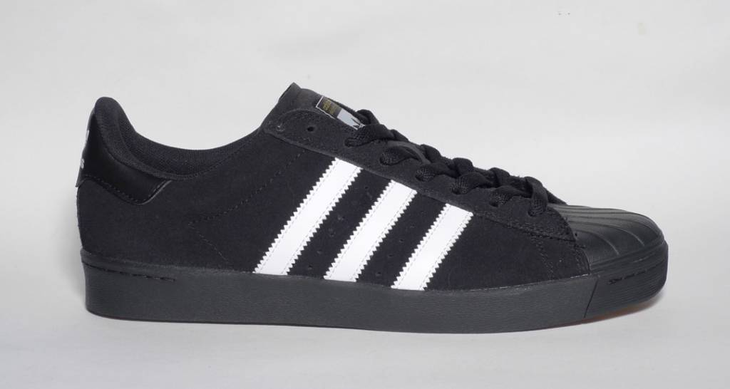 Adidas Adidas Superstar Vulc ADV - Black/
