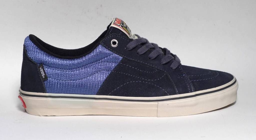 259f11df89 Vans Vans AV Native American Low - Navy Mesh (size 7