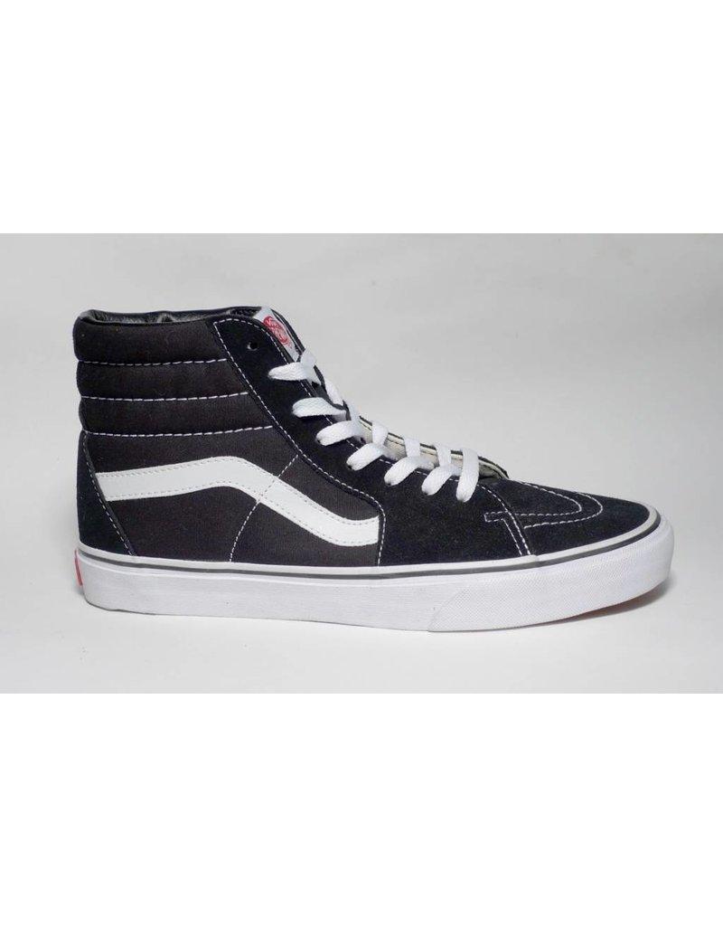 Vans Vans Sk8-hi - Black/White  (size 8, 11 or 11.5)