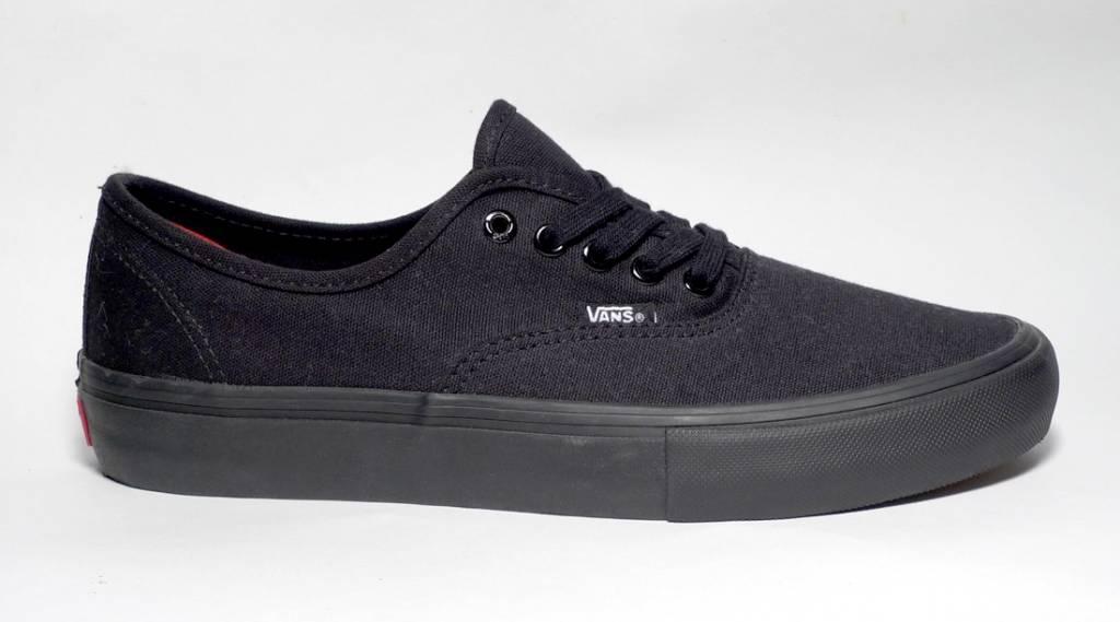 Vans Vans Authentic Pro - Black/Black (sizes 9, 9.5, 11 or 12)