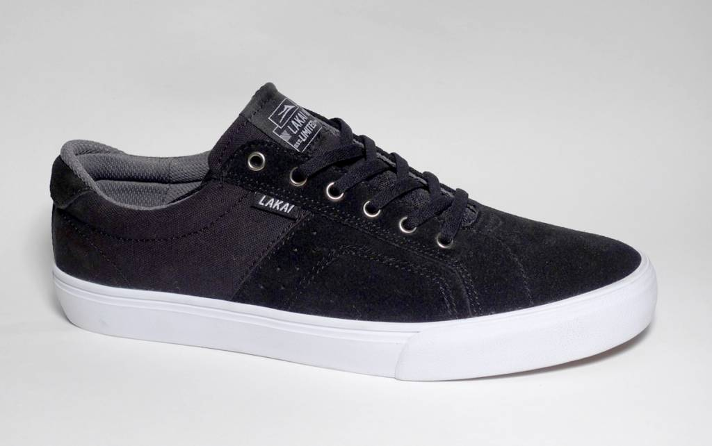 Lakai Lakai Flaco - Black/Grey (size 9, 9.5, 10 or 10.5)