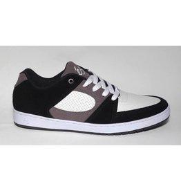 éS éS Accel Slim - Black/White/Grey (size 7 or 10)
