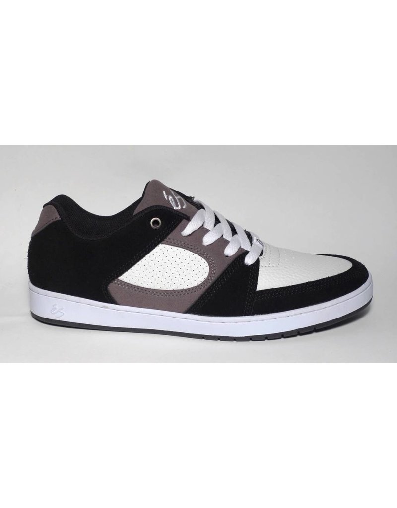 éS éS Accel Slim - Black/White/Grey (size 7 or 10)