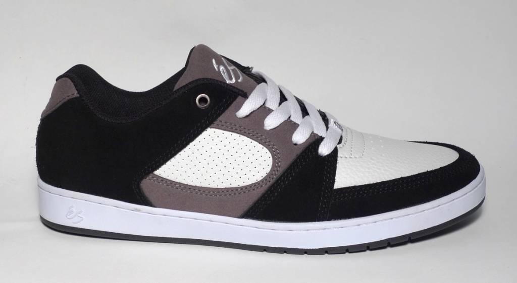 Accel Slim - Black/White/Grey - FA SKATES