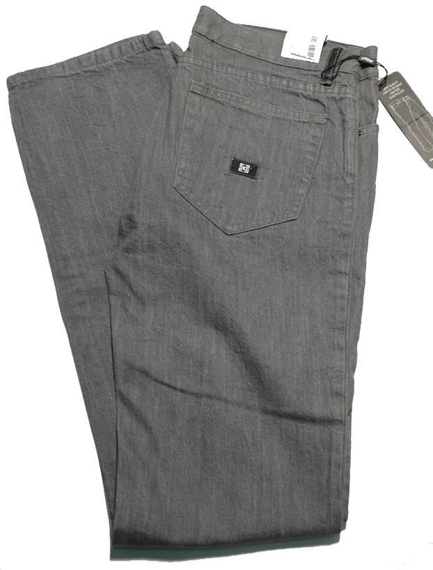 Krew Krew Super Slim Jean - Grey 34