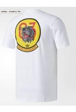 Adidas Adidas Academy T-shirt - White (size X-Large)