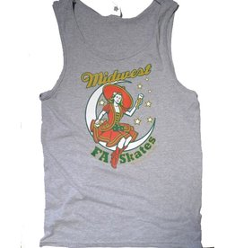 FA skates FA Midwest High Life Tank Top - Grey
