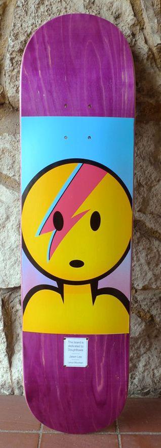 Prime Prime Lance Mountain Bowie Popsicle Deck - 8.0