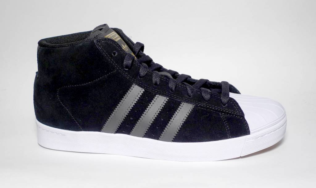 Adidas Adidas Pro Model Vulc ADV - Black  (size 9, 9.5, 10 or 11.5)