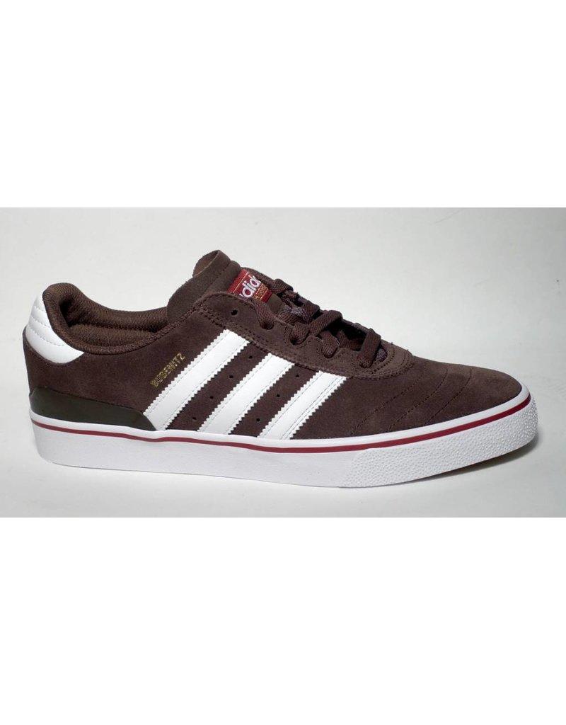 Adidas Adidas Busenitz Vulc ADV - Brown/White/Burgundy (size 6)