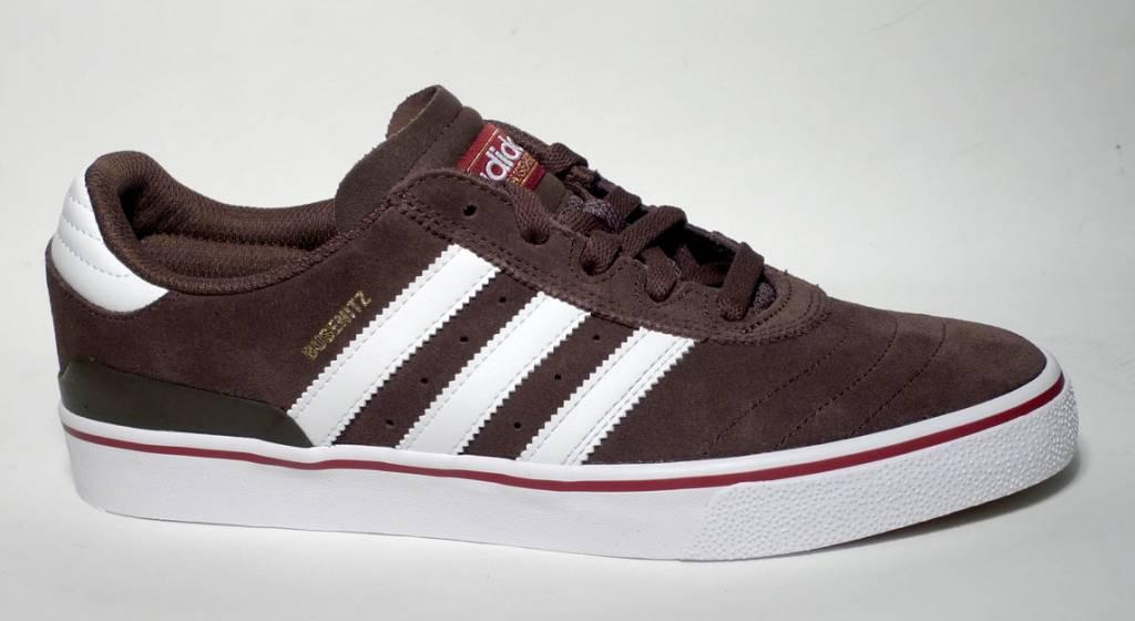 Adidas Adidas Busenitz Vulc ADV - Brown/White/Burgundy