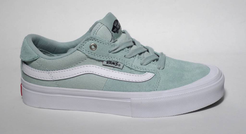 Vans Vans Youth Style 112 Pro - Harbor Gray (size 1)