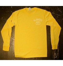 FA skates FA skates 85 Longsleeve T-shirt - Island Yellow