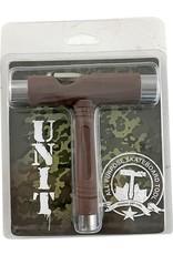 Unit Unit Tool Chocolate Brown