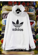 Adidas Adidas Team Tech Hoodie - White/Black
