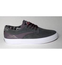 Lakai Lakai Riley Hawk x Indy Collab - Charcoal Suede (size 9 or 9.5)
