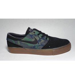 Nike SB Nike sb Stefan Janoski Erdl - Black/Black-mdm Olive-Gum (size 8.5)
