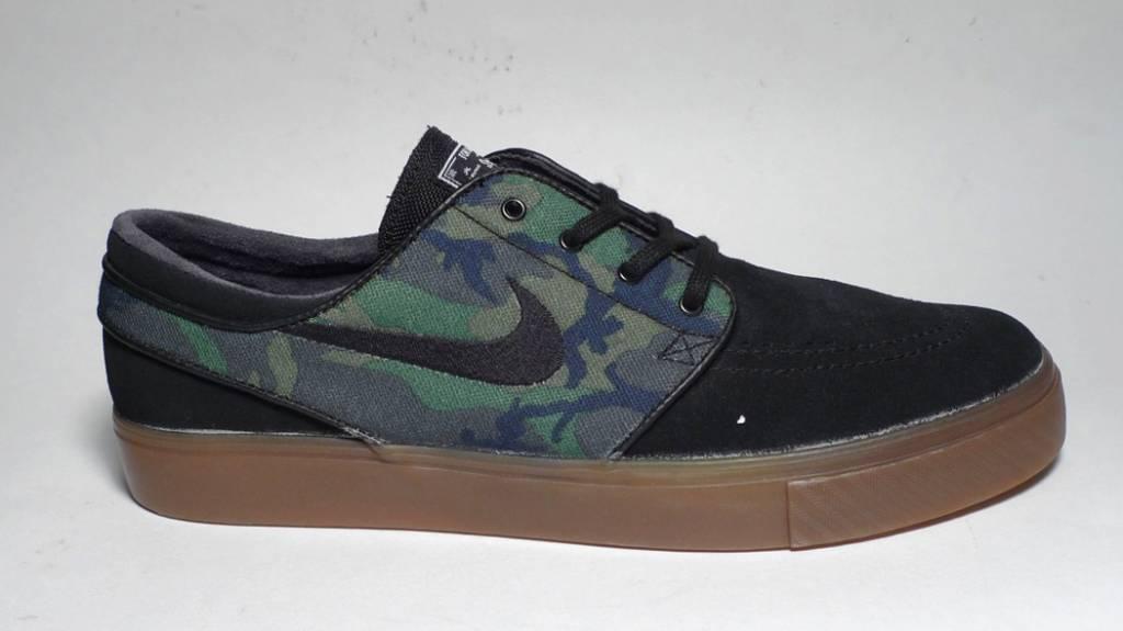 cc7c1108b7fd Nike sb Stefan Janoski Erdl - Black Black-mdm Olive-Gum (size 10 or ...