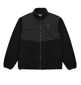Polar Polar Halberg Fleece Jacket - Black/Black (size X-Large)