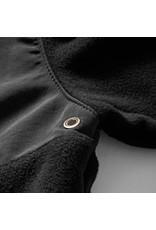 Polar Polar Halberg Fleece Jacket - Black/Black (size X-Large)