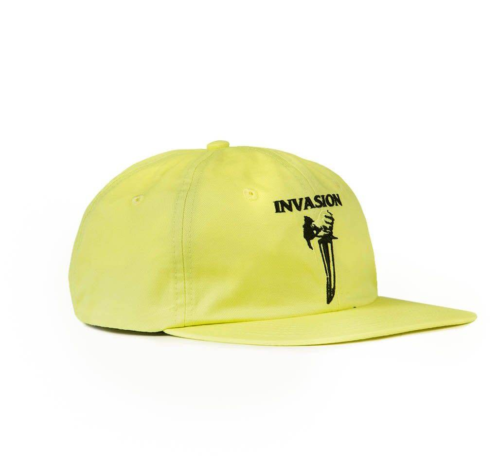 Fucking Awesome Fucking Awesome Invasion Hat - Yellow