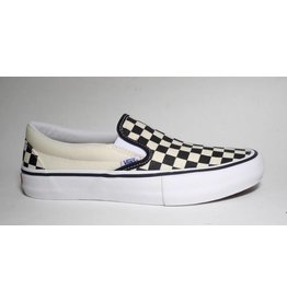 Vans Vans Slip On Pro - (Checkerboard) Black/White
