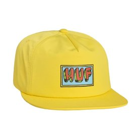 Huf Worldwide Huf Mar Vista Hat - Yellow