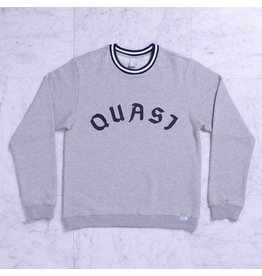 Quasi Quasi League Crewneck - Grey
