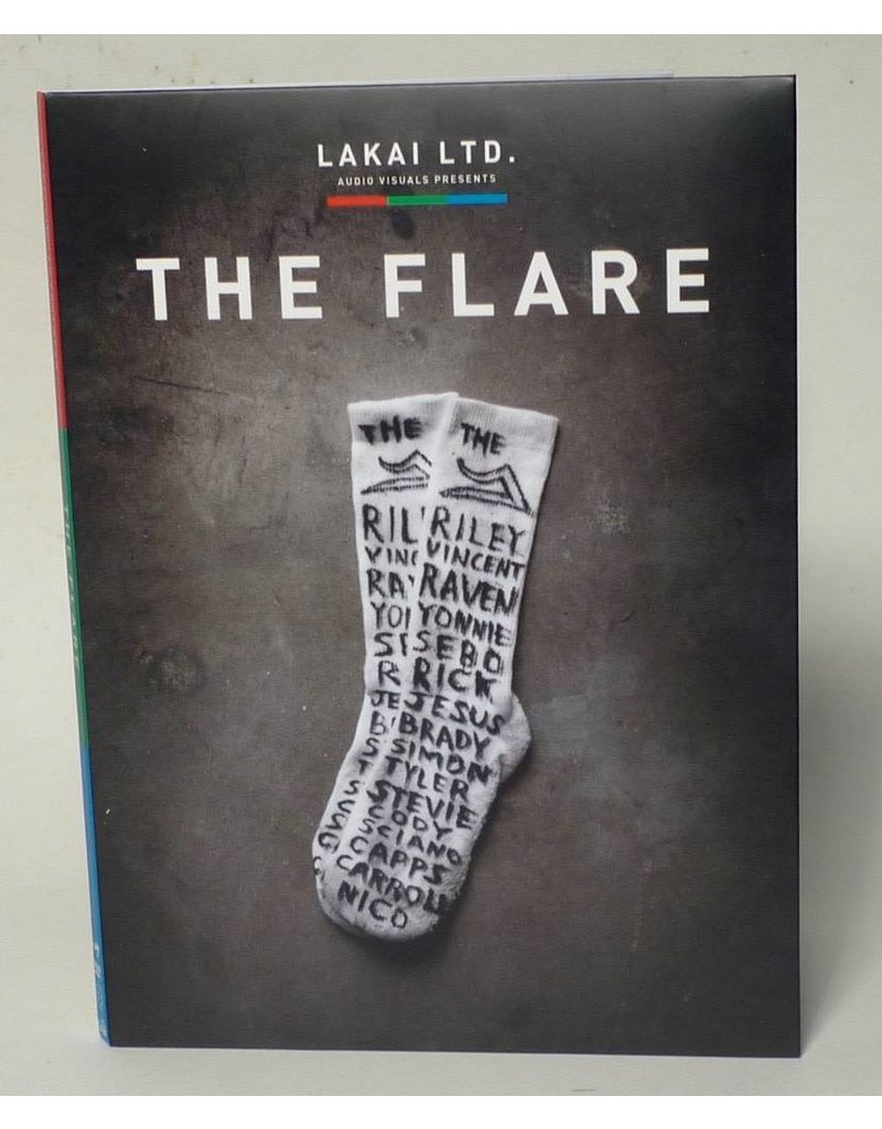 Lakai Lakai The Flare - DVD