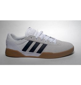 Adidas Adidas City Cup - White/Black/Gum (size 11.5)