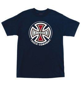 Independent Independent Truck co. Youth T-shirt - Navy (size Y Large or Y X-Large)