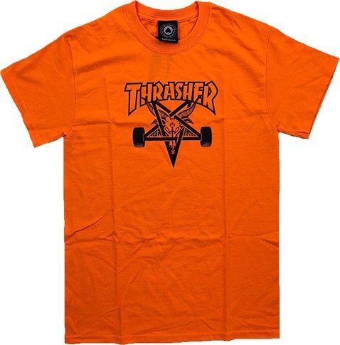 Thrasher Mag Thrasher Skategoat T-shirt - Orange