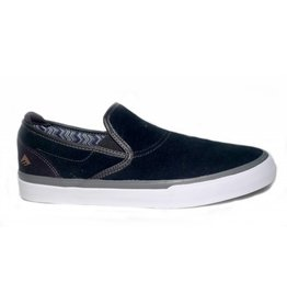 Emerica Emerica Wino G6 Slip on - Black/Grey/White (size 10, 10.5, 11.5 or 12)