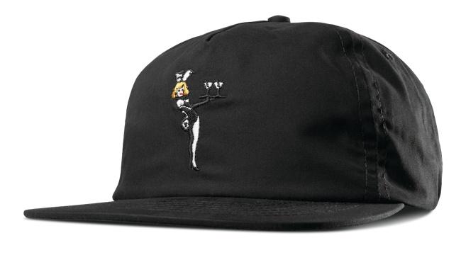 Emerica Emerica Lady Luck Strapback Hat - Black