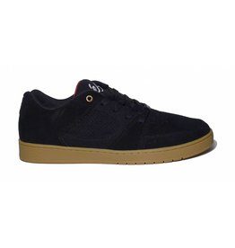 éS éS Accel Slim - Black/Gum (size 7 or 8)
