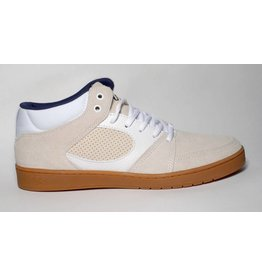 éS éS Accel Slim Mid (Asta) - White/Gum (sizes 10, 10.5, 11.5 or 12)