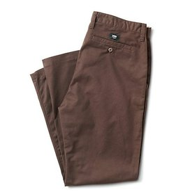 Vans Vans Mens Authentic Pro Chino (Straight fit) Pant -  Brown (size 34)