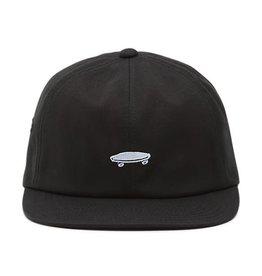 Vans Vans Salton II snapback Hat - Black