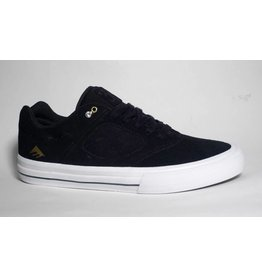 Emerica Emerica - Reynolds 3 G6 Vulc - Black/White/Gold (size 5, 6 or 7)