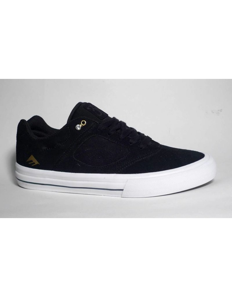 Emerica Emerica - Reynolds 3 G6 Vulc - Black/White/Gold (size 5 or 6)