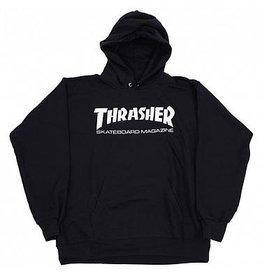 Thrasher Mag Thrasher Skate Mag hoodie Black